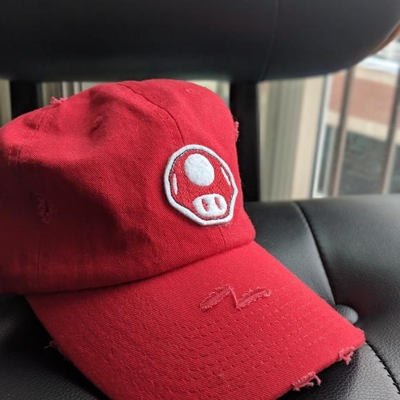5ac1c14f6 Smash Bros. Dad Hat